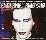 Capa de More Maximum: Marilyn Manson