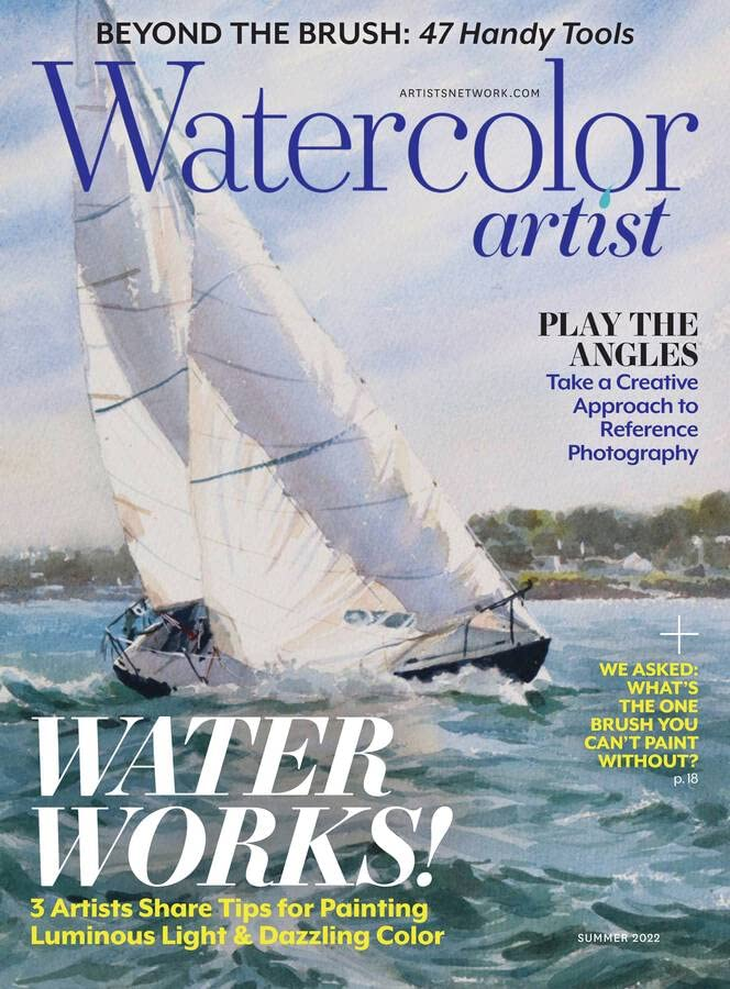 Watercolor Artists Magazine