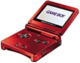 Game Boy Advance SP- Flame