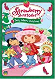 Strawberry Shortcake - Berry, Merry Christmas - movie DVD cover picture