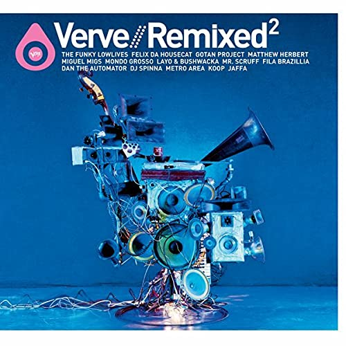 Various Artists: Verve//Remixed2