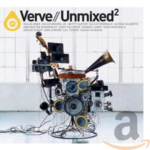 Various Artists: Verve//Unmixed2