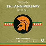 Capa de Trojan 35th Anniversary Box Set