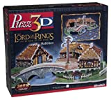 Lord of the Rings 3D Hobbition Puzzle