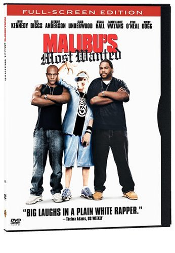 Malibu's Most Wanted  DVD