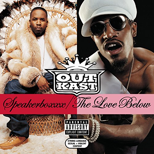 Original album cover of Speakerboxxx/ The Love Below by OutKast