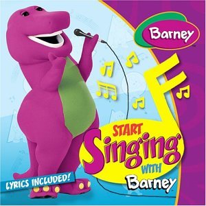 Start Singing With Barney