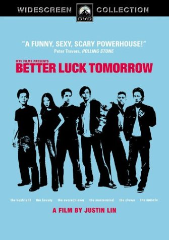 Better Luck Tomorrow DVD