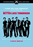 Better Luck Tomorrow - movie DVD cover picture