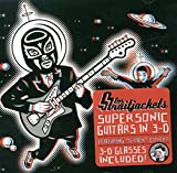 Cover von Supersonic Guitars in 3-D