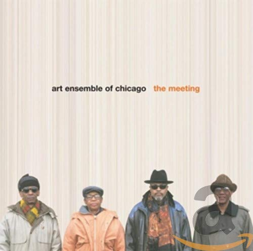 Art Ensemble Of Chicago: The Meeting