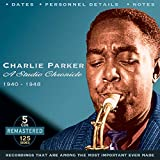 Cover de A Charlie Parker: A Studio Chronicle 1940-1948