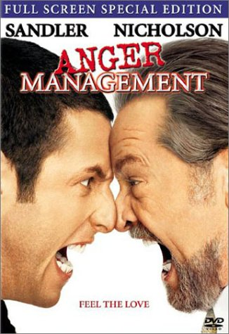 Anger Management  DVD