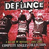 Capa de A Decade of Defiance