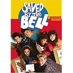 Saved By The Bell Dvds