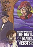 The Devil & Daniel Webster - Criterion Collection - movie DVD cover picture