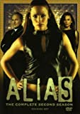 Alias - The Complete Second Season - movie DVD cover picture