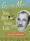 You Bet Your Life - The Lost Episodes - movie DVD cover picture