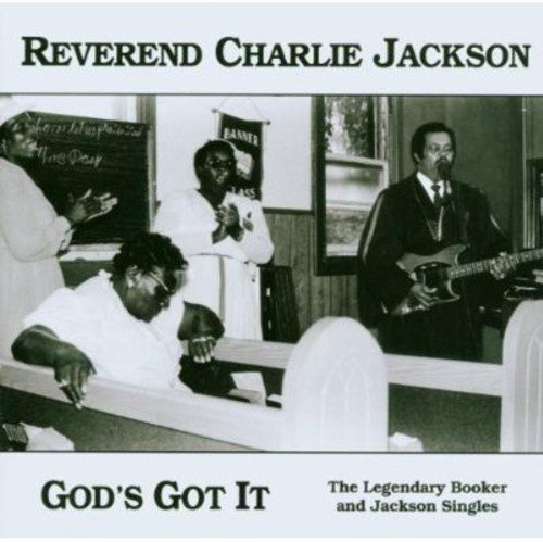 "Featured recording ""God's Got It"""