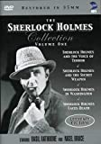 DVD : The Sherlock Holmes Collection, Vol. 1 (Voice of Terror / Secret Weapon / In Washington / Faces Death)