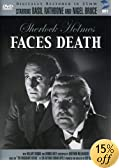 Sherlock Holmes Faces Death by Basil Rathbone