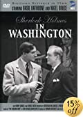 Sherlock Holmes in Washington by Basil Rathbone
