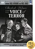 Sherlock Holmes and the Voice of Terror by Basil Rathbone