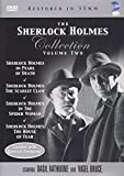 DVD : The Sherlock Holmes Collection, Vol. 2 (The House of Fear/The Spider Woman/Pearl of Death/The Scarlet Claw)