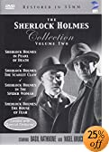 Sherlock Holmes Collection Volume 2 by Basil Rathbone