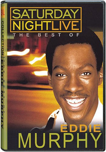 Saturday Night Live - The Best of Eddie Murphy DVD