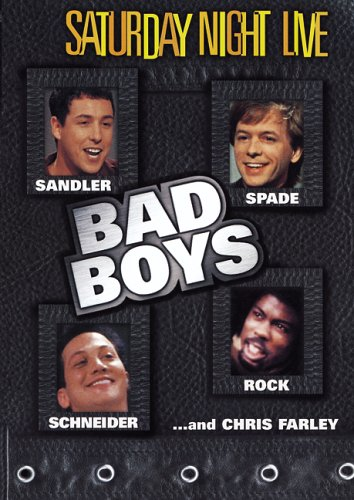 SNL - Bad Boys Of Saturday Night Live DVD