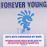 Capa do álbum Forever Young