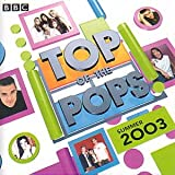 Copertina di album per Top of the Pops Winter 2003