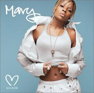Original album cover of Love & Life by Mary J. Blige