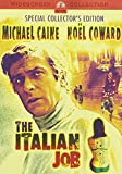 The Italian Job - movie DVD cover picture