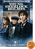 Young Sherlock Holmes - Sherlock Holmes DVD Movie