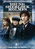 Young Sherlock Holmes - movie DVD cover picture