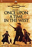 Once Upon a Time in the West - movie DVD cover picture