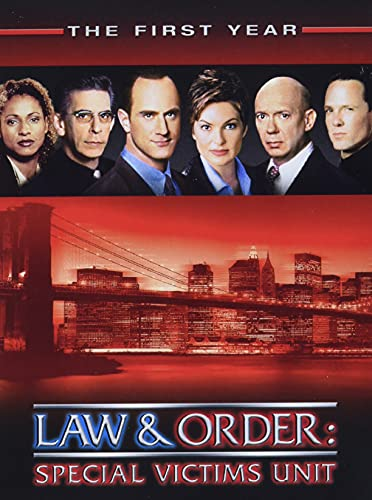 Law & Order Special Victims Unit - The First Year DVD