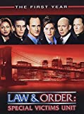 Law & Order Special Victims Unit - The First Year - movie DVD cover picture