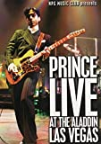 Prince - Live at the Aladdin Las Vegas - movie DVD cover picture