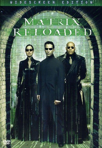 The Matrix Reloaded (Widescreen Edition) / Матрица: Перезагружена (2003)