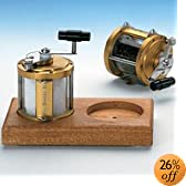 Offshore Classics - Fishing Reel Salt and Pepper Mill Set by Offshore Classics