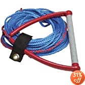 Tour Select Ski Rope With Keeper (1254-5405095) - Length: 75ft. by Wellington