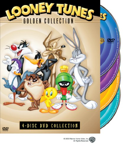 Looney Tunes - The Golden Collection / Веселые мелодии (2000)