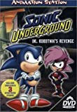 Sonic Underground - Dr. Robotnik's Revenge - movie DVD cover picture