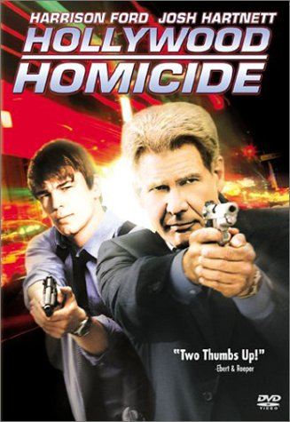 Hollywood Homicide DVD