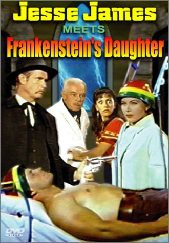 Jesse James Meets Frankenstein's Daughter (1966) preview 0