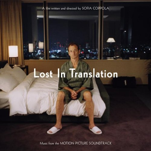 Lost in Translation soundtrack, image:amazon.com