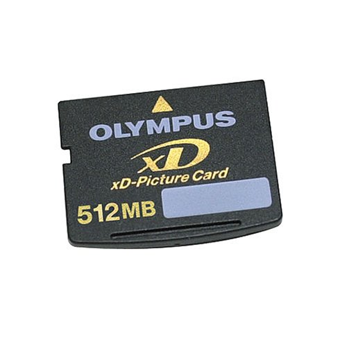 Olympus 512Mb XD Picture Card
